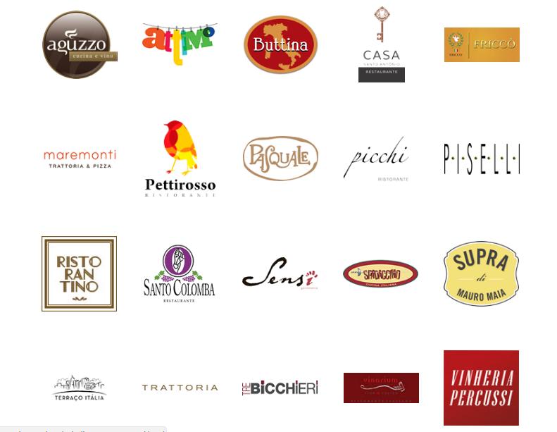 restaurantes participantes